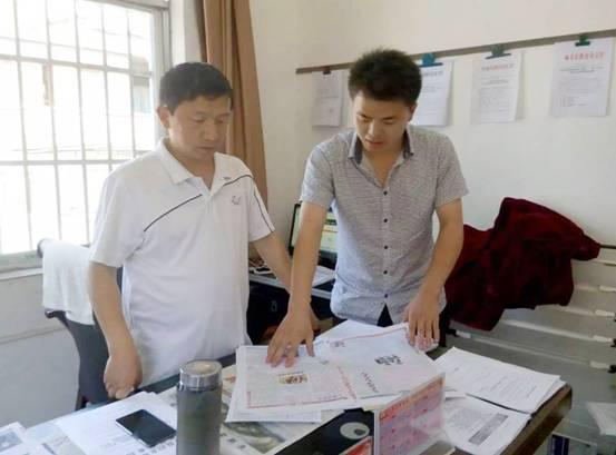 有爱就有动力——记公益中国万里行贵州区副主任、爱心大使邓江龙图2